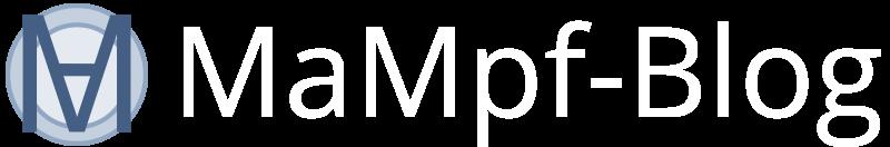 MaMpf-Blog